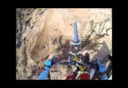 Insane GoPro Ride – MTB Star Gulevich @ Red Bull Rampage