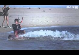 Kiteboarding Generations – Sam Medysky and Noe´ Font