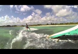 Kiteboarding Bliss – Andre Phillip and Jake Kelsick