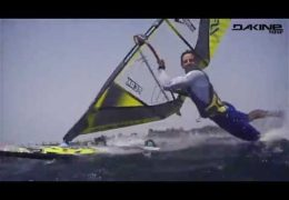 Dakine Windsurf Teamrider Florian Jung – World Cup Training in Gran Canaria