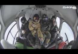 Alternate Approach – Heliskiing with the Dakine Teamriders Eric Pollard & Karl Fostvedt