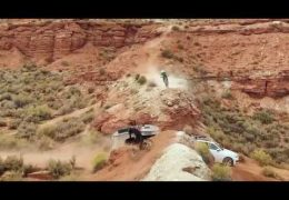 Dakine mountain bike jerseys & protectors put to the ultimate test in the Utah desert