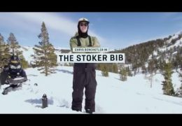 Dakine Stoker Bib 3L introduction by Chris Benchetler