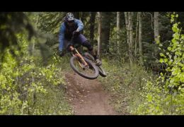 Mountain Biking Colorado's Wild West:  Thomas Vanderham & Co are riding Dakine Bikewear & Packs