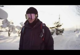 Dakine Signature Series: Freeski Teamrider Chris Benchetler spreads some electric winter vibes