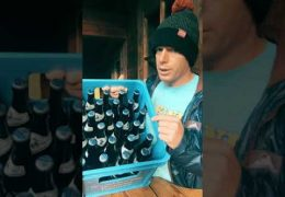 Beer Advent Calendar DIY Tutorial by Dakine Shop Ski Teamrider Hazel :)